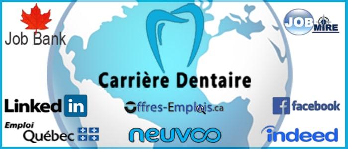 partenaire emploi dentaire